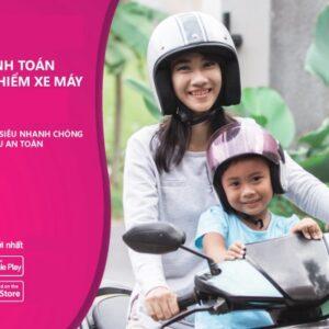 cách đăng ký bảo hiểm xe máy bắt buộc online
